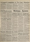 Montana Kaimin, February 22, 1962