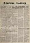 Montana Kaimin, February 23, 1962
