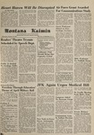 Montana Kaimin, February 28, 1962