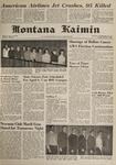 Montana Kaimin, March 2, 1962