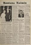 Montana Kaimin, March 6, 1962
