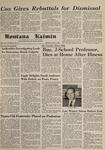 Montana Kaimin, March 8, 1962