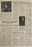 Montana Kaimin, March 30, 1962