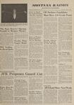 Montana Kaimin, April 5, 1962