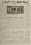 Montana Kaimin, April 6, 1962