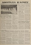 Montana Kaimin, April 10, 1962