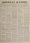Montana Kaimin, April 12, 1962