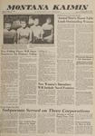 Montana Kaimin, April 17, 1962