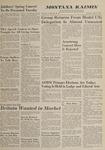 Montana Kaimin, April 18, 1962