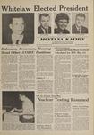 Montana Kaimin, April 26, 1962