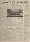 Montana Kaimin, April 27, 1962
