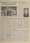 Montana Kaimin, May 1, 1962