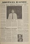 Montana Kaimin, May 4, 1962