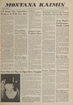 Montana Kaimin, May 10, 1962