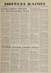 Montana Kaimin, May 11, 1962