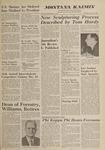 Montana Kaimin, May 16, 1962