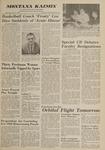 Montana Kaimin, May 23, 1962