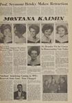 Montana Kaimin, October 4, 1962
