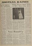 Montana Kaimin, October 9, 1962