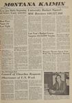 Montana Kaimin, October 10, 1962