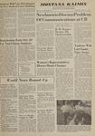 Montana Kaimin, October 17, 1962