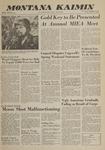 Montana Kaimin, October 19, 1962