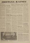 Montana Kaimin, October 25, 1962