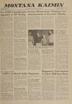 Montana Kaimin, November 2, 1962