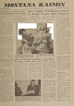 Montana Kaimin, November 6, 1962