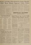 Montana Kaimin, November 7, 1962