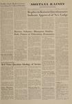 Montana Kaimin, November 14, 1962