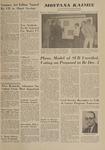 Montana Kaimin, November 15, 1962