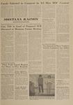 Montana Kaimin, November 20, 1962