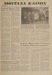 Montana Kaimin, November 30, 1962