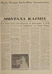 Montana Kaimin, December 4, 1962