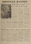 Montana Kaimin, December 5, 1962