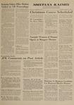 Montana Kaimin, December 13, 1962