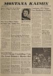 Montana Kaimin, January 29, 1963