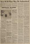 Montana Kaimin, January 31, 1963