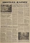 Montana Kaimin, February 1, 1963