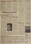 Montana Kaimin, February 15, 1963