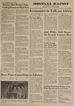 Montana Kaimin, February 20, 1963