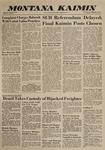 Montana Kaimin, February 21, 1963
