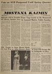 Montana Kaimin, February 22, 1963