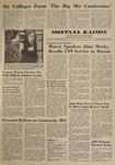Montana Kaimin, February 26, 1963