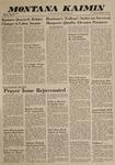 Montana Kaimin, February 28, 1963