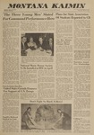 Montana Kaimin, March 7, 1963