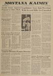 Montana Kaimin, March 8, 1963