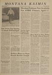 Montana Kaimin, April 4, 1963