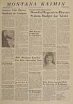 Montana Kaimin, April 5, 1963